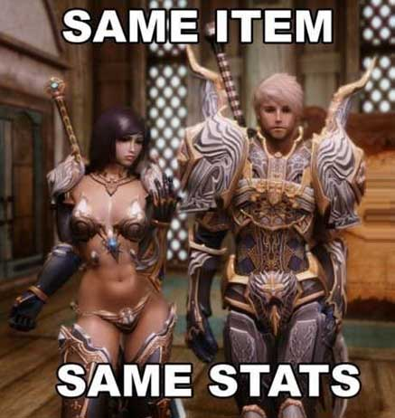 men-vs-women-armor